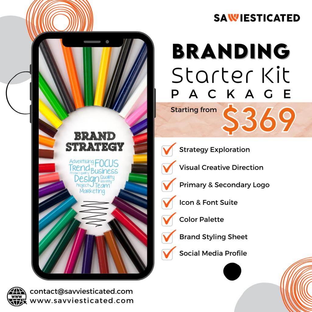 Branding Package - Savviesticated